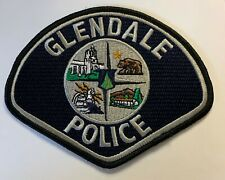GLENDALE CALIFORNIA CA CLOTH PATCH