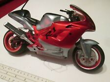 Motorcycle Radio Controlled Yamaha R1 Without Controller Offered for Display
