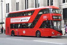 New bus for London - Borismaster LT91 6x4 Quality Bus Photo