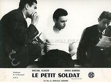 MICHEL SUBOR LE PETIT SOLDAT JEAN-LUC GODARD 1963 VINTAGE PHOTO ORIGINAL #2