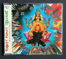 ROBERT PLANT: UK CD - I Believe / Great Spirit (Acoustic) / Hey Jayne (FATEX 2)