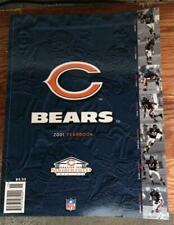 Chicago Bears 2001 Yearbook!