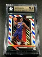 DEANDRE AYTON 2018 PANINI PRIZM #279 RED WHITE BLUE REFRACTOR ROOKIE RC BGS 9.5
