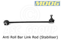 MOOG Front Axle, Left - Anti Roll Bar Link Rod (Stabiliser) - BM-LS-3859