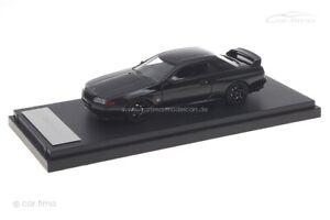 Nissan Skyline GT-R (BNR32) Nismo Customized Version schwarz Mark43 1:43 PM4304N