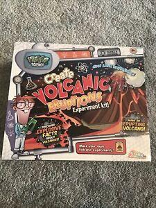 NEW Science Education Volcano Kit BNIB Home School Learning Family Fun Activity