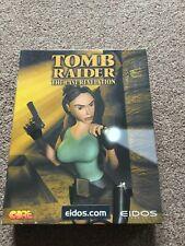 Tomb Raider The Last Revelation PC Big Box