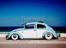 "ATLAS 15"" White Wall Portawall Tire insert trim set of 4 Flapper Sidewall."