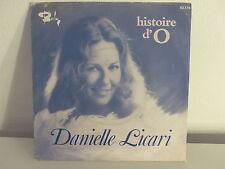 DANIELLE LICARI Histoire d'O 62176