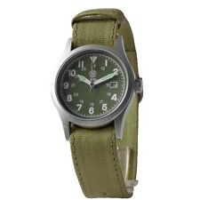 New Authentic Smith & Wesson Water Resistant Military Watch SWW-1464-OD