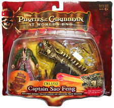 Deluxe Captain Sao Feng Action Figures FAST SHIPPING