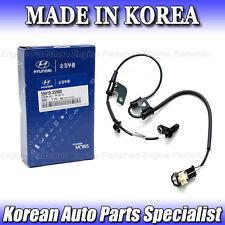 SS001 Genuine ABS Speed Sensor Front Left FOR 2011-12 Hyundai Sonata 59810-3S900