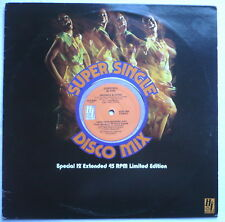 """BRENDA & HERB - I who have nothing (Disco mix) - US-12""""-Maxi"""