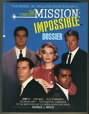 The Complete MISSION IMPOSSIBLE Dossier •1st Printing Avon Books • NM