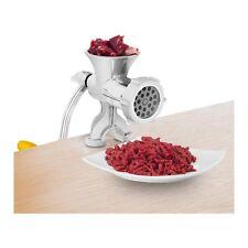 Royal Catering Fleischwolf Fleischmaschine manuell RCFW Alu1 (lochscheibe 51 5