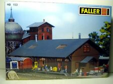 "HO TRAIN FALLER KIT # 153 GOODS SHED ""GUTERSCHUPPEN"""