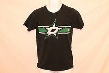 Men's Official NHL Old Time Hockey Dallas Stars T-Shirt - Size S