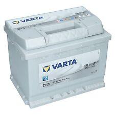Varta Silver Dynamic D15 63 Ah 610A/EN Autobatterie Starterbatterie