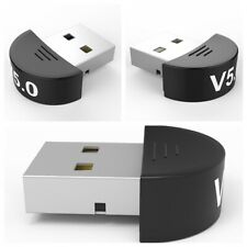 USB 5.0 Bluetooth Adapter Wireless Dongle High Speed for PC Windows J8ds KfVhY