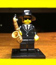 LEGO SERIES 11 SAXOPHONE PLAYER GENUINE MINIFIGURE JAZZ Musician 71002 RARE