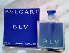 Bvlgari BLV Pour Femme Eau de Parfum 0.17 fl oz-5-ml splash. NIB.
