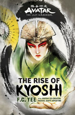 Avatar The Last Airbender The Rise of Kyoshi The Kyoshi Novels