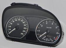 Original BMW 1ER E81 E82 E87 E88 Tacho Kombiinstrument Benzin 9141468 9166813