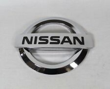 NISSAN 350Z 370Z FRONT EMBLEM 03-18 CHROME BADGE grille/bumper sign symbol logo