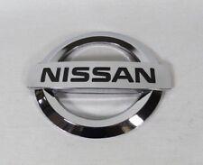 Nissan 350Z 370Z Front Emblem 03-18 Chrome Badge grille/bumper sign symbol logo