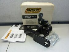 """MOOSE Racing 4504-0060 1.25"""" Hitch with Ball Mount (22136)"""
