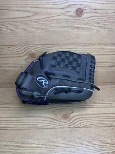 "Rawlings Storm Sandlot Series 12"" Infielder Pitcher Baseball Glove ST12DSPUR RHT"