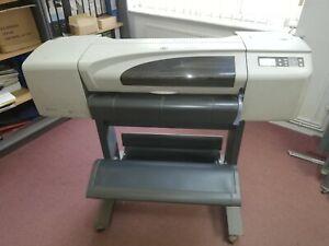"HP DesignJet 500 A1 24"" Large Format Canvas Inkjet Printer Spares/Repair"