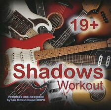 SHADOWS WORKOUT 19+  Backing Track CD by Ian McCutcheon