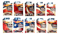 Hot Wheels Premium Stars and Stripes NEW 2020 RELEASES *Choose Your Favourite*