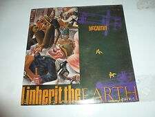 McCARTHY - The Enraged Shall Inherit The Earth - 1989 UK Midnight Music LP