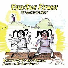 Fairytale Fitness : The Goobyland Race by Joanna Pantages (2009, Paperback)