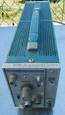 Tektektronix Tm 501 Power Module With Tek Am 503 Current Probe Amplifier