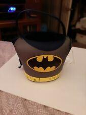 Batman Jumbo Plush Basket Halloween Costume Bucket Superhero DC Comics NEW