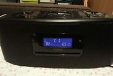 TDK MX-30PCD-BLK combo iPod iPhone Dock FM radio & CD Player with minor issue
