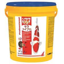 AKTION !!! 7 kg Eimer sera KOI Professional Spirulina- Farbfutter - Fischfutter