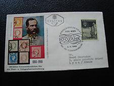 AUTRICHE - enveloppe 1er jour 4/3/1966 (cy64) austria
