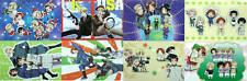 Hetalia Axis Powers message card set of 8 APH