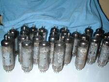 MULLARD EL84,   VINTAGE VALVES  /  TUBES. TEST 100%  AS N.O.S. avo tested.