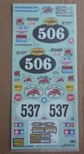 Tamiya RC Sand Scorcher (Vw Bug) Decal Sticker Set 9495616