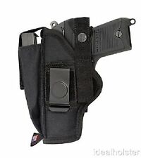 """BERSA THUNDER 9; THUNDER 40 (4.3"""" barrel) HOLSTER FROM ACE CASE *MADE IN U.S.A.*"""