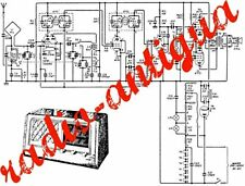 MENDE 330 WDK.radio SCHEMA ESQUEMA or SERVICE MANUAL