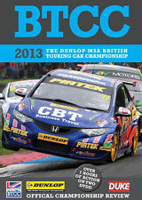 BTCC 2013 OFFICIAL CHAMPIONSHIP REVIEW, DVD, BRAND NEW SEALED