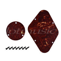 Electric Guitar Cavity Cover Back Plate Backplate for Guitar Parts ABS