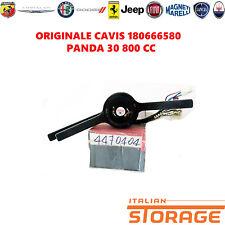 TURN INDICATOR SWITCH 42078 DEVIO LUCI FIAT PANDA 30-45 82/>84 NERO