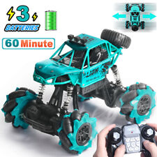 2.4G 4Wd Rc Monster Truck Off-Road Vehicle Remote Control Buggy Crawler Car